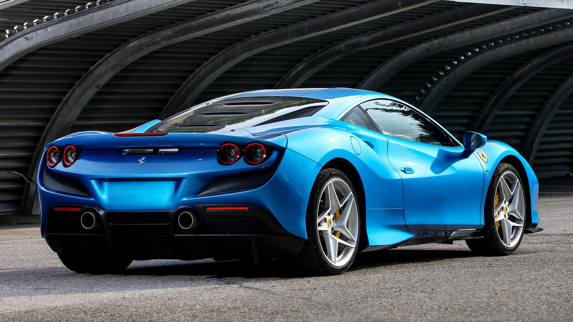 2020 Ferrari F8 Tributo Wallpapers And Hd Images Car Pixel