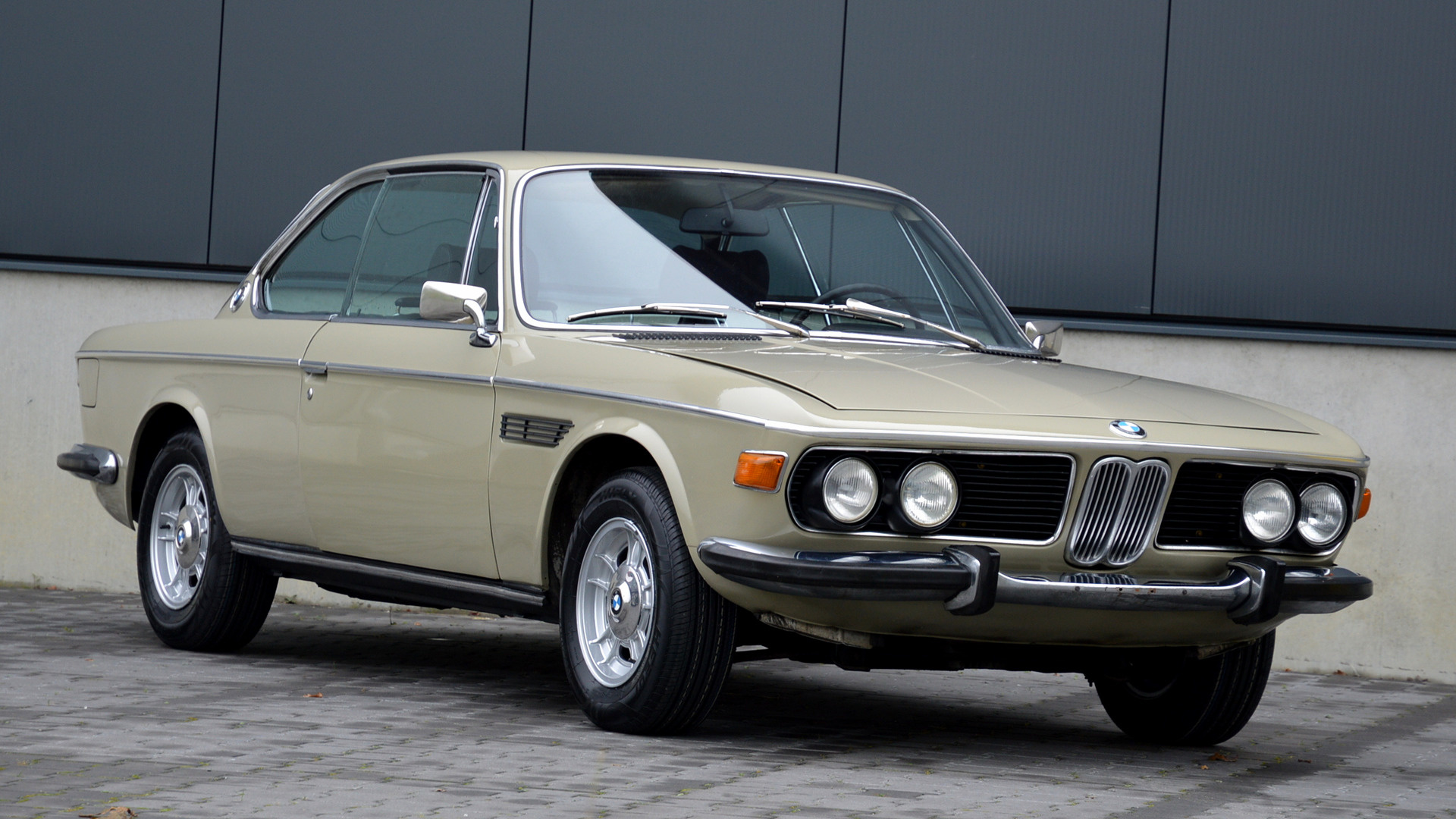 1968 Bmw 2800 Cs Wallpapers And Hd Images Car Pixel