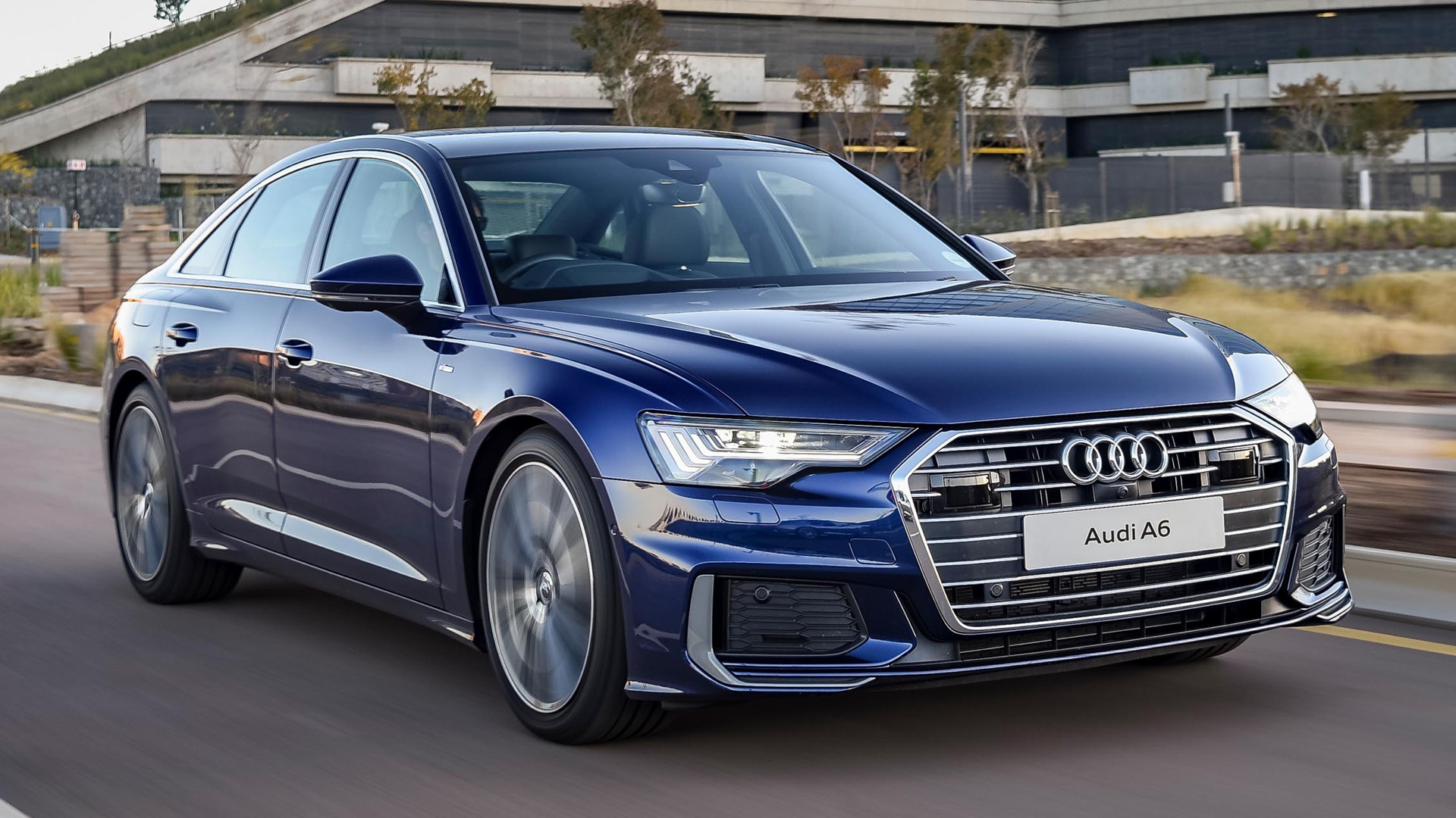 2020 Audi A6 Sedan S line (ZA) - Wallpapers and HD Images ...