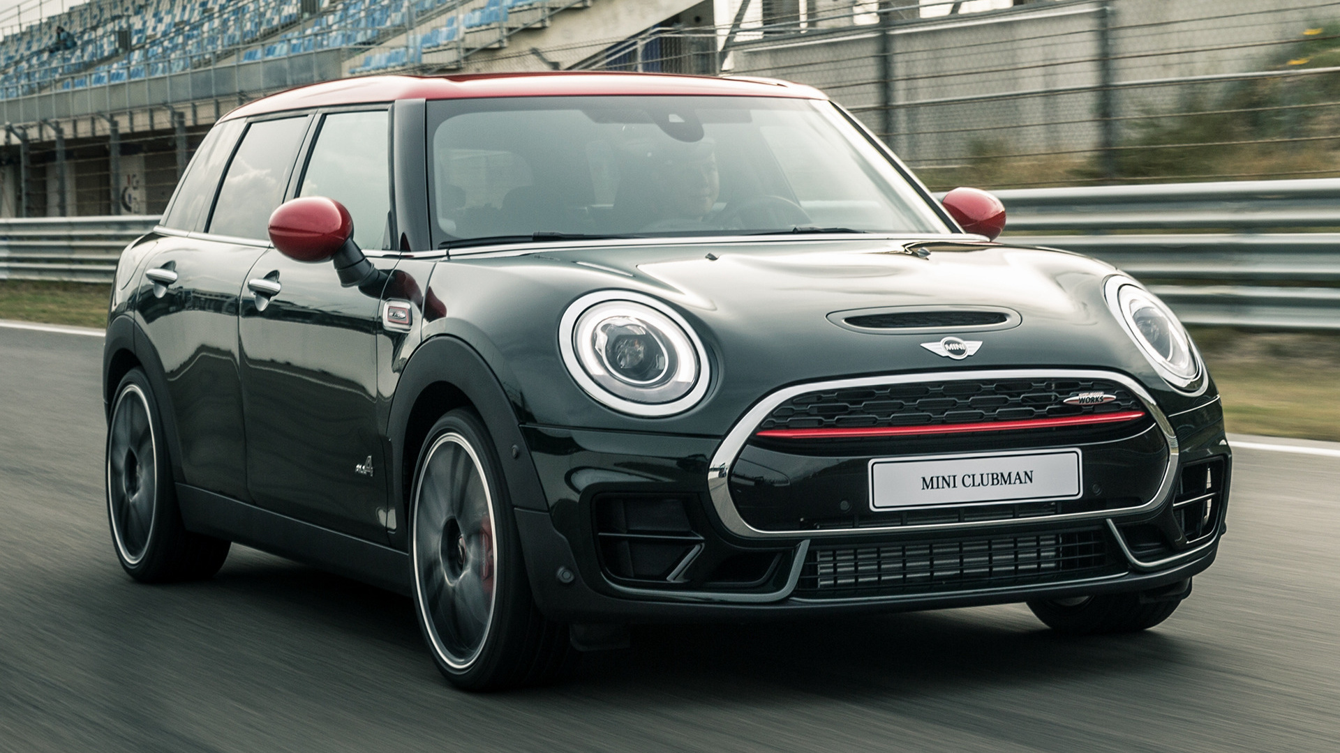 2016 Mini John Cooper Works Clubman