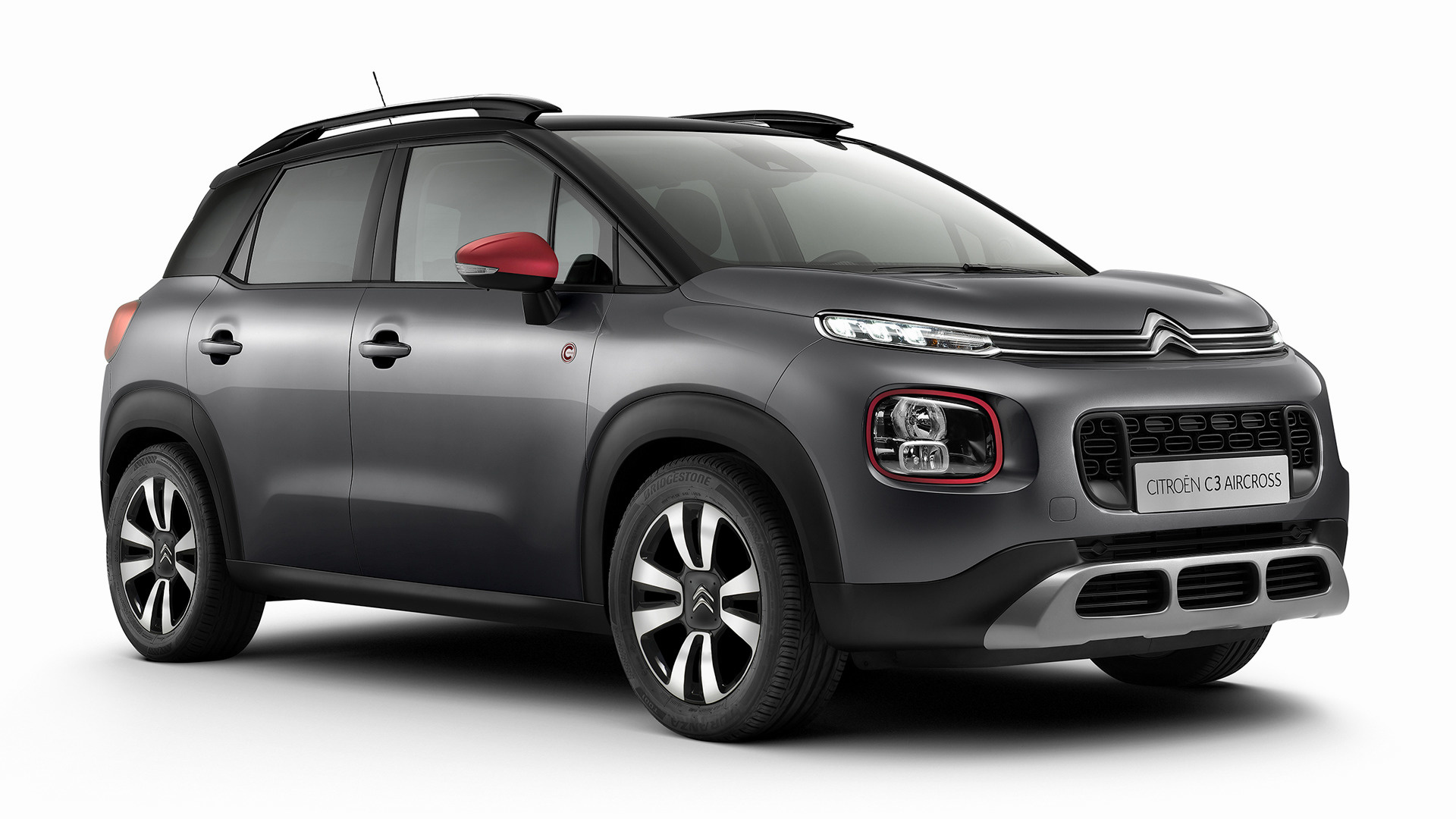 2020 Citroen C3 Aircross C-series