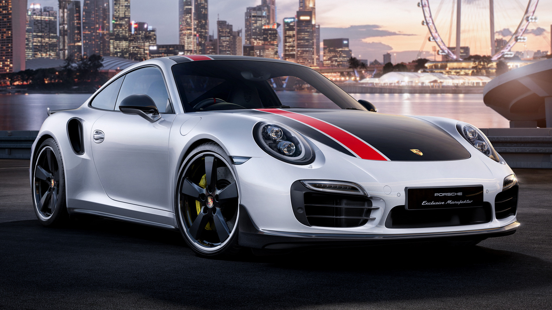 hd 169 wide 85 porsche 911 turbo 2015 techart porsche 911 turbo wallpapers hd - 2015 Porsche 911 Turbo Wallpaper
