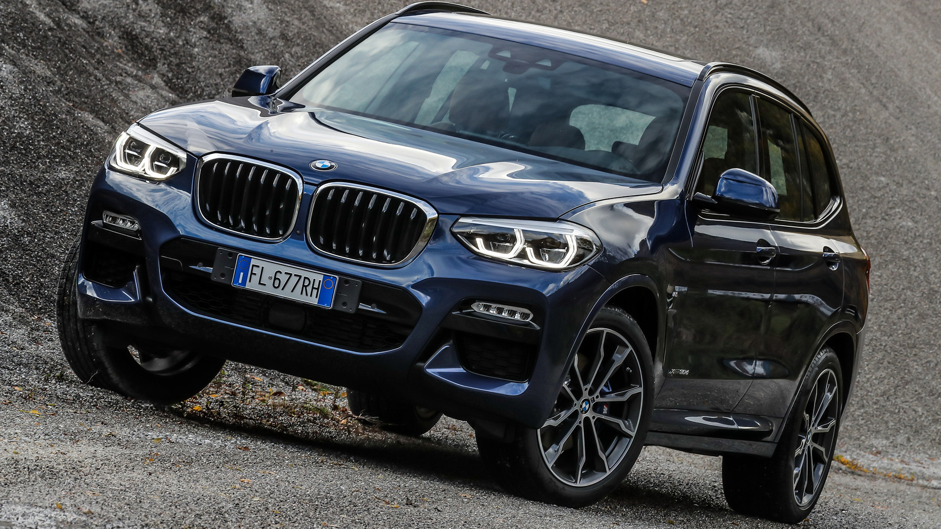 2017 BMW X3 M Sport - Wallpapers and HD Images | Car Pixel