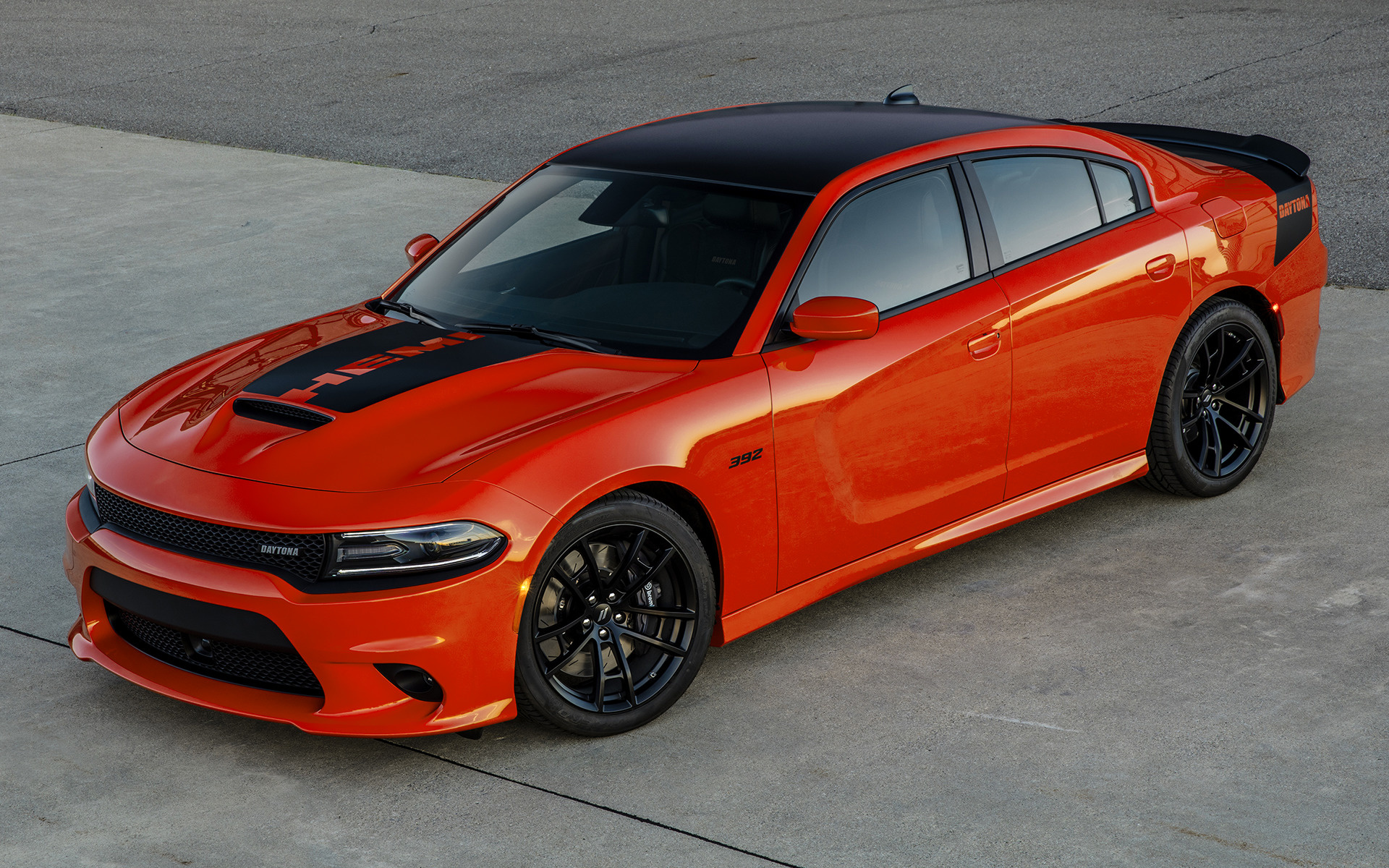 Go Mango Charger >> Dodge Charger Daytona 392 (2017) Wallpapers and HD Images ...