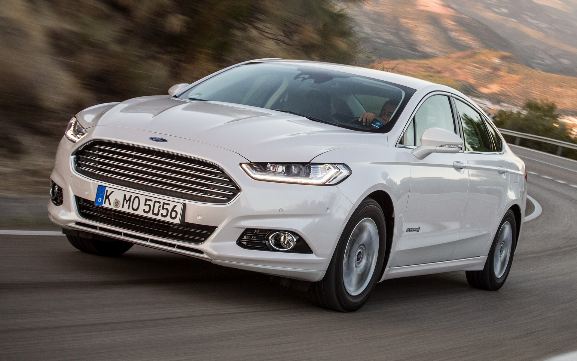 Nuevo Mazda 6 2018 >> Ford Mondeo Hybrid Sedan (2014) Wallpapers and HD Images - Car Pixel