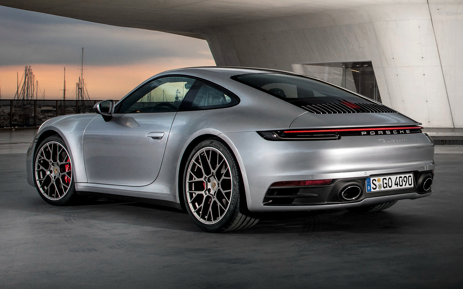 2019 porsche 911 carrera s wallpapers and hd images - Porsche 911 carrera s wallpaper ...