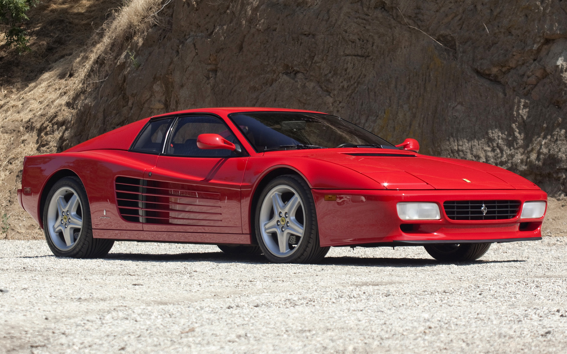 1992 Ferrari 512 Tr Us Wallpapers And Hd Images Car