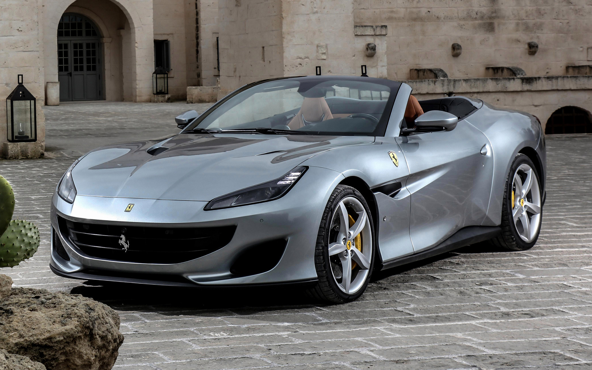 Ferrari Portofino 2018 Wallpapers And Hd Images Car Pixel