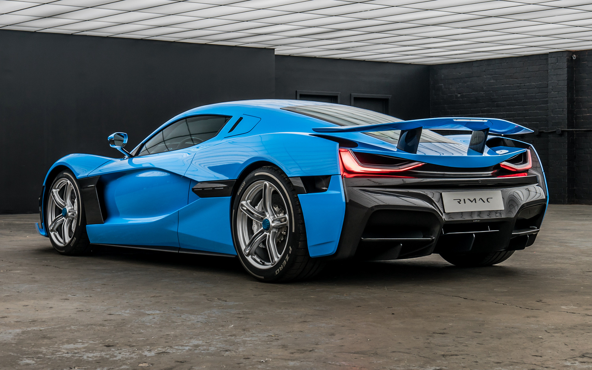 2019 Rimac C Two California Edition - Wallpapers and HD ...
