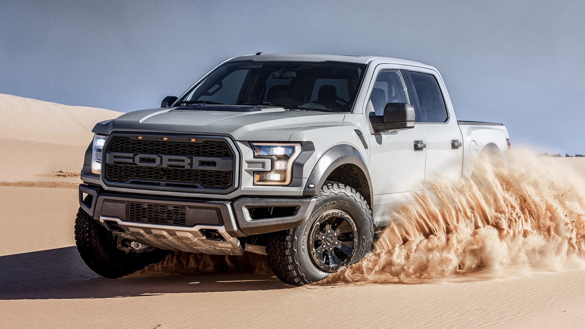 2017 Ford F 150 Raptor Supercrew Wallpapers And Hd Images Car Pixel