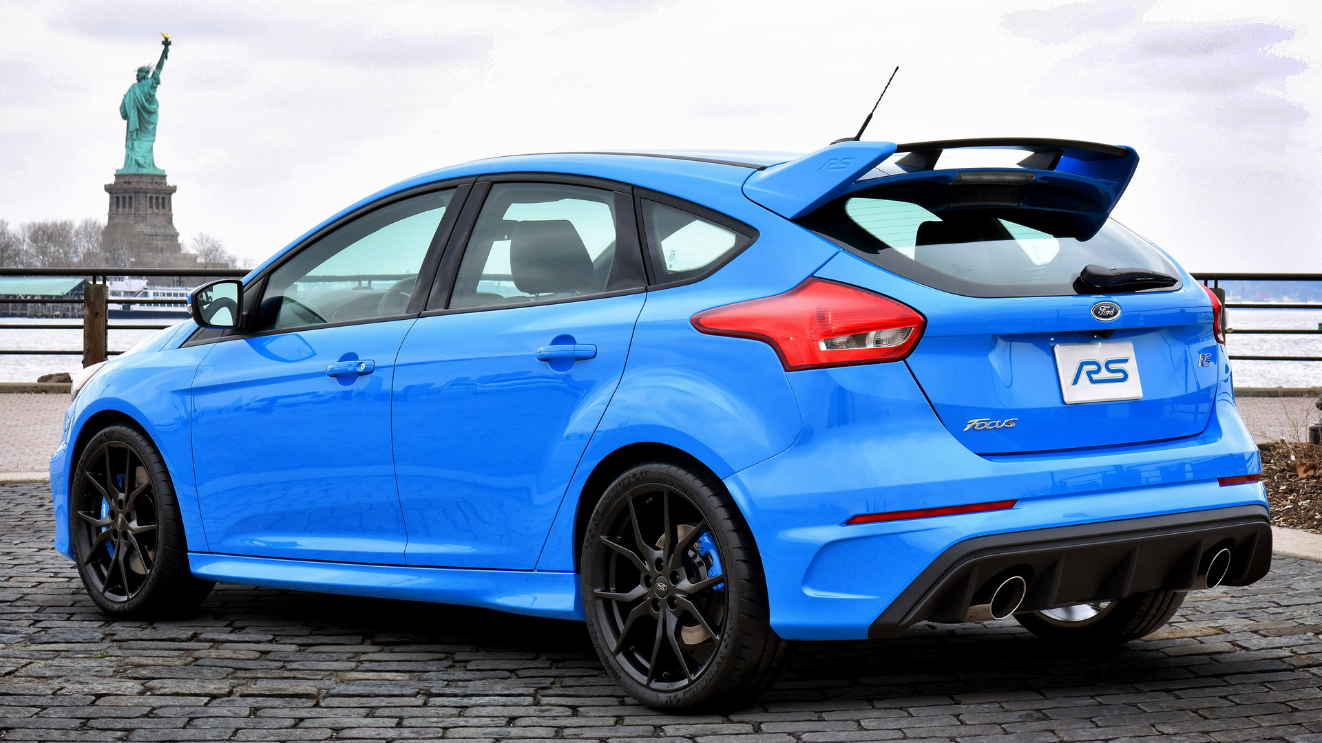 ford focus rs 2016 us wallpapers and hd images car pixel. Black Bedroom Furniture Sets. Home Design Ideas