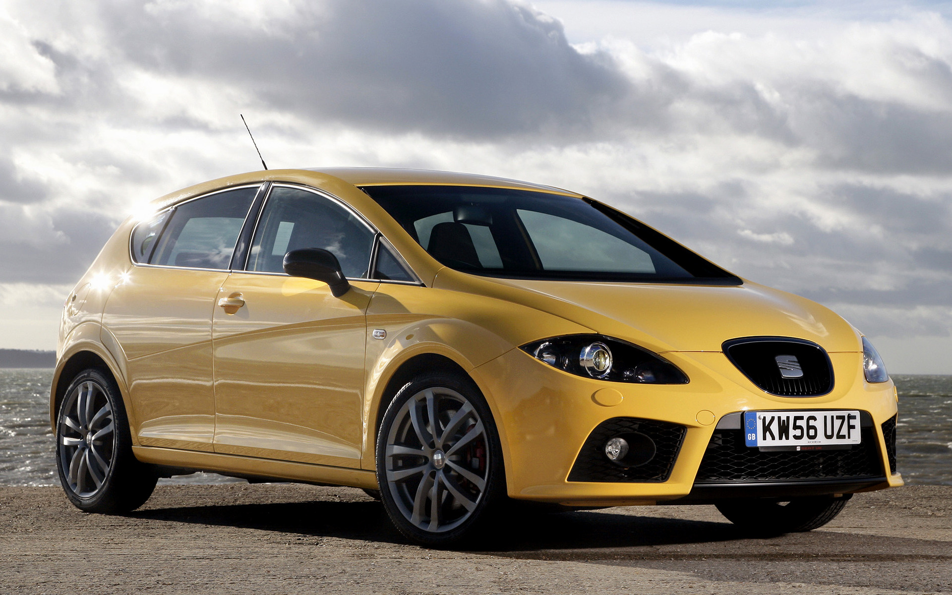 Seat Leon Cupra (2007) UK Wallpapers and HD Images - Car Pixel