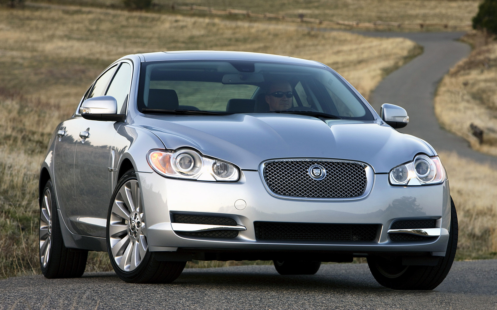 Jaguar XF (2008) US Wallpapers And HD Images