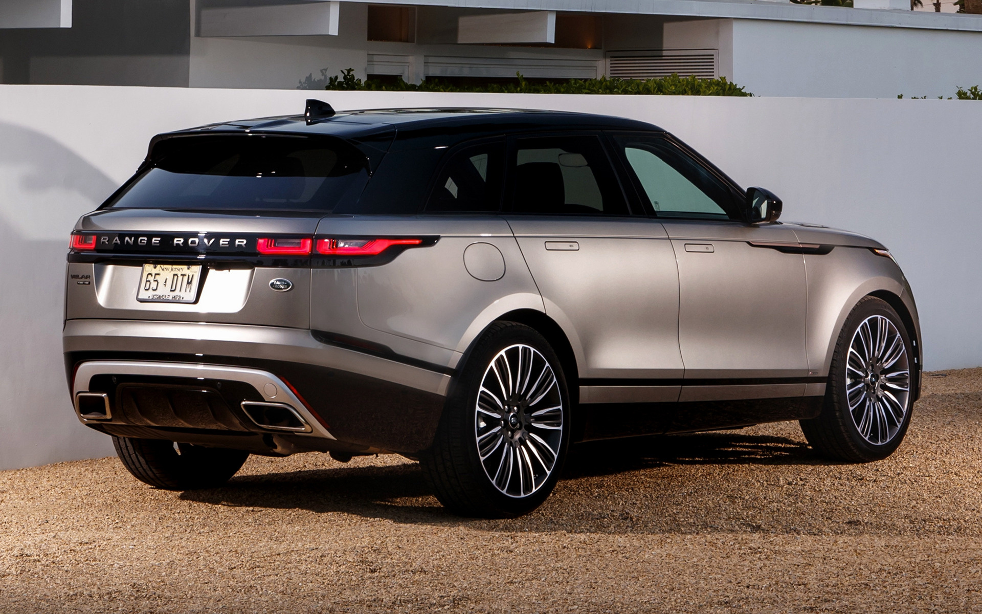 2018 Range Rover Velar R-Dynamic (US) - Wallpapers and HD ...