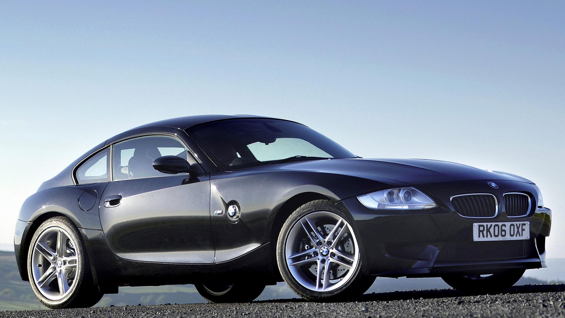 2006 Bmw Z4 M Coupe Uk Papeis De Parede E Imagens De Fundo Em Hd Car Pixel