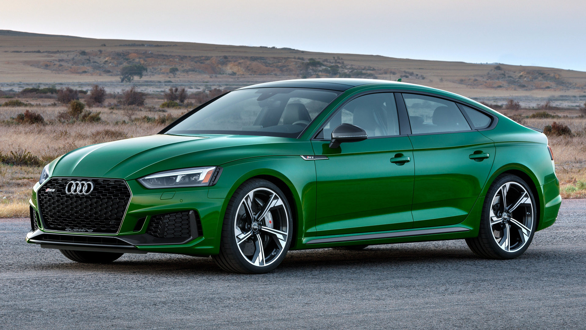 2019 Audi Rs 5 Sportback Us Wallpapers And Hd Images