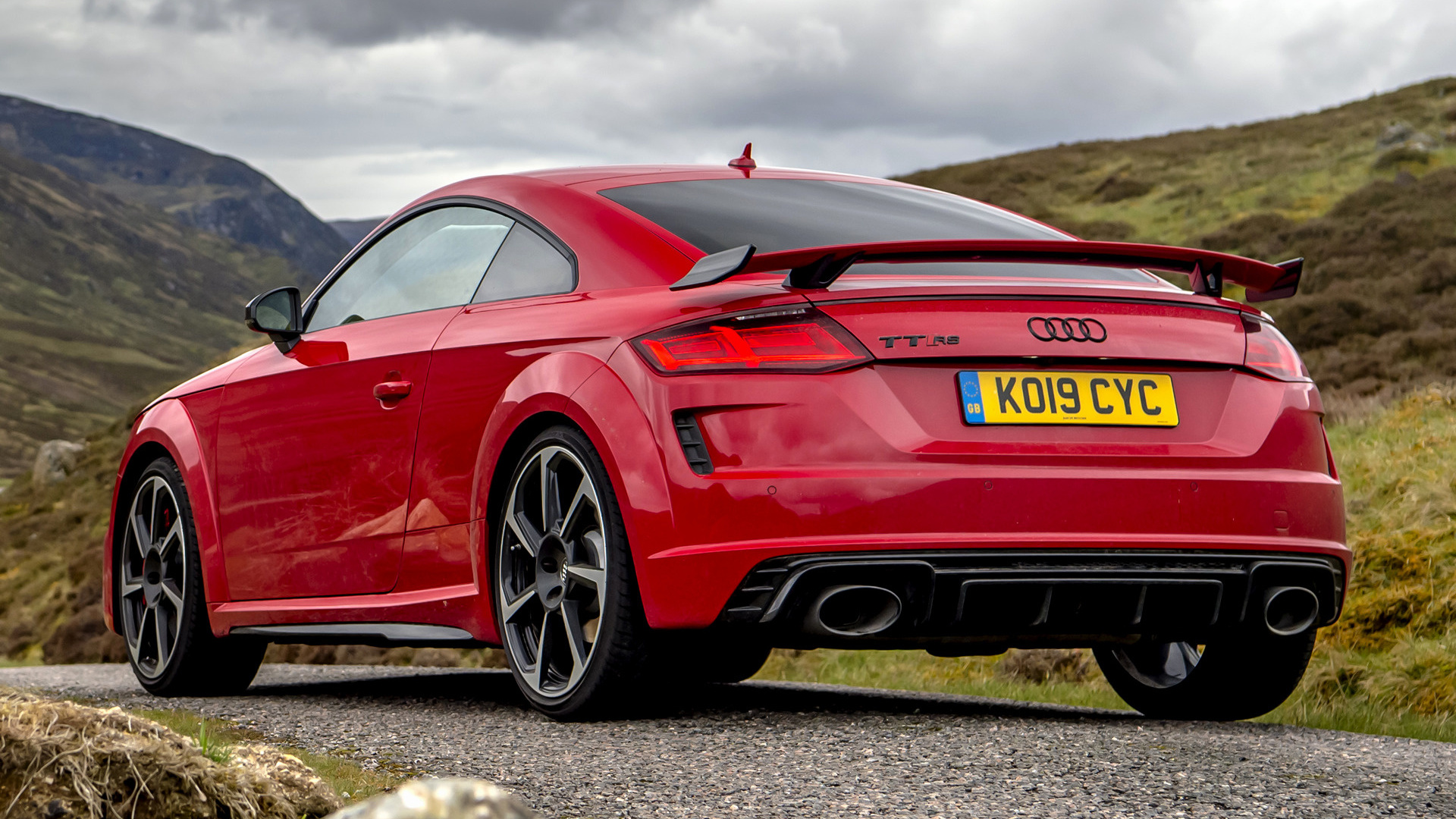 2019 Audi TT RS Coupe Audi Sport Edition (UK) - Sfondi e ...