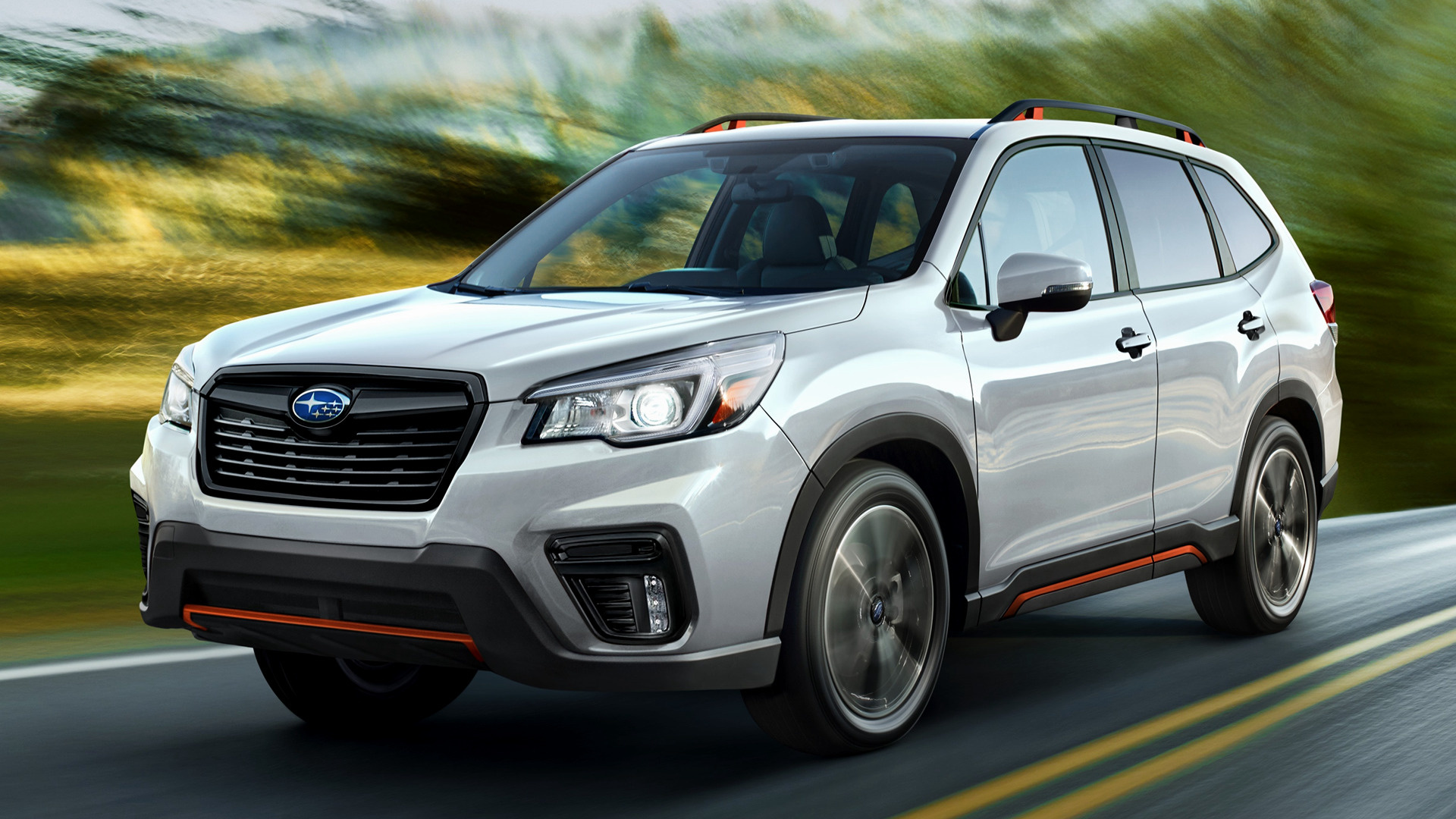Subaru Forester Sport 2019 Us Wallpapers And Hd Images Car Pixel