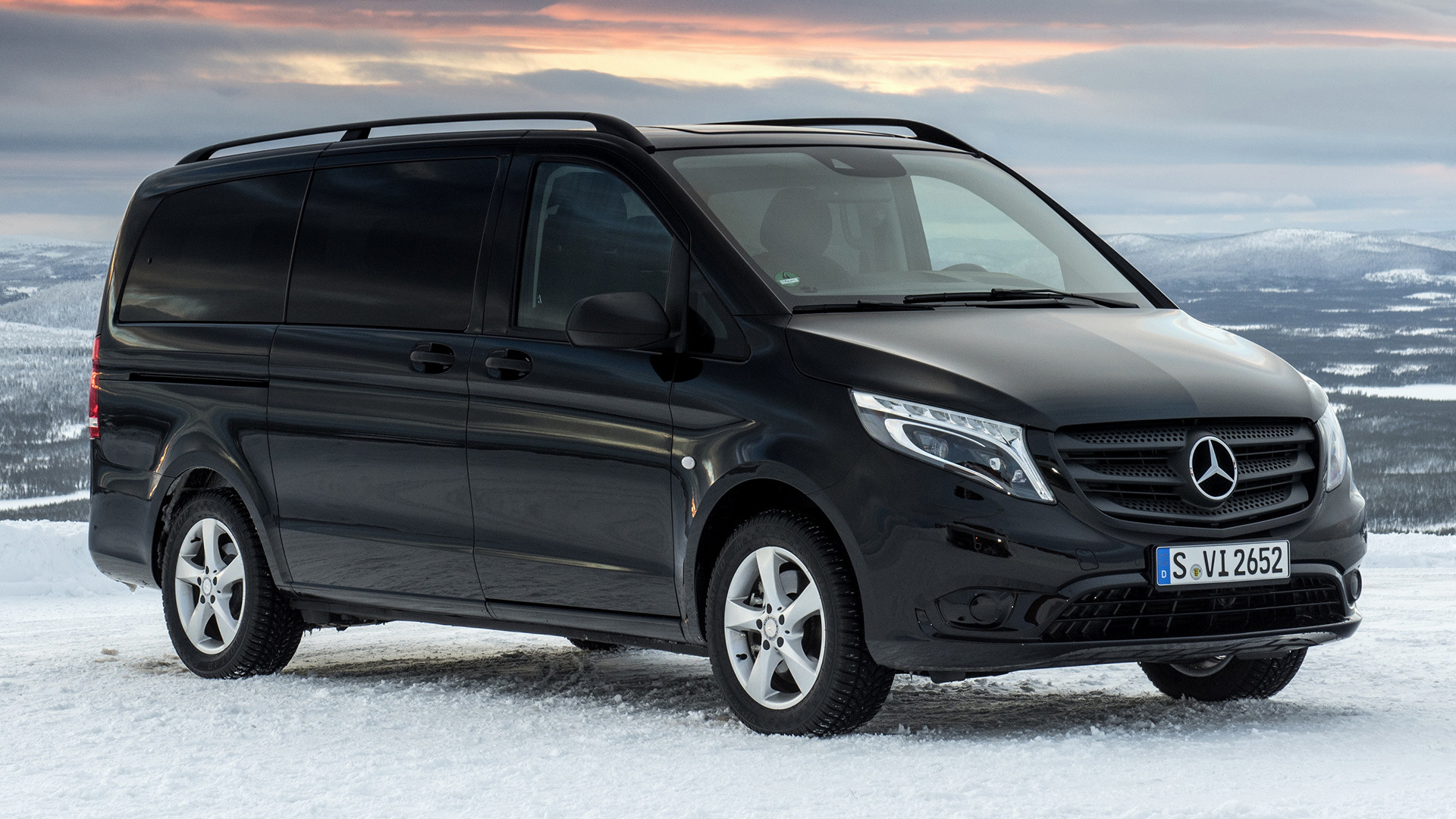 2014 Mercedes Benz Vito Long Wallpapers And Hd Images
