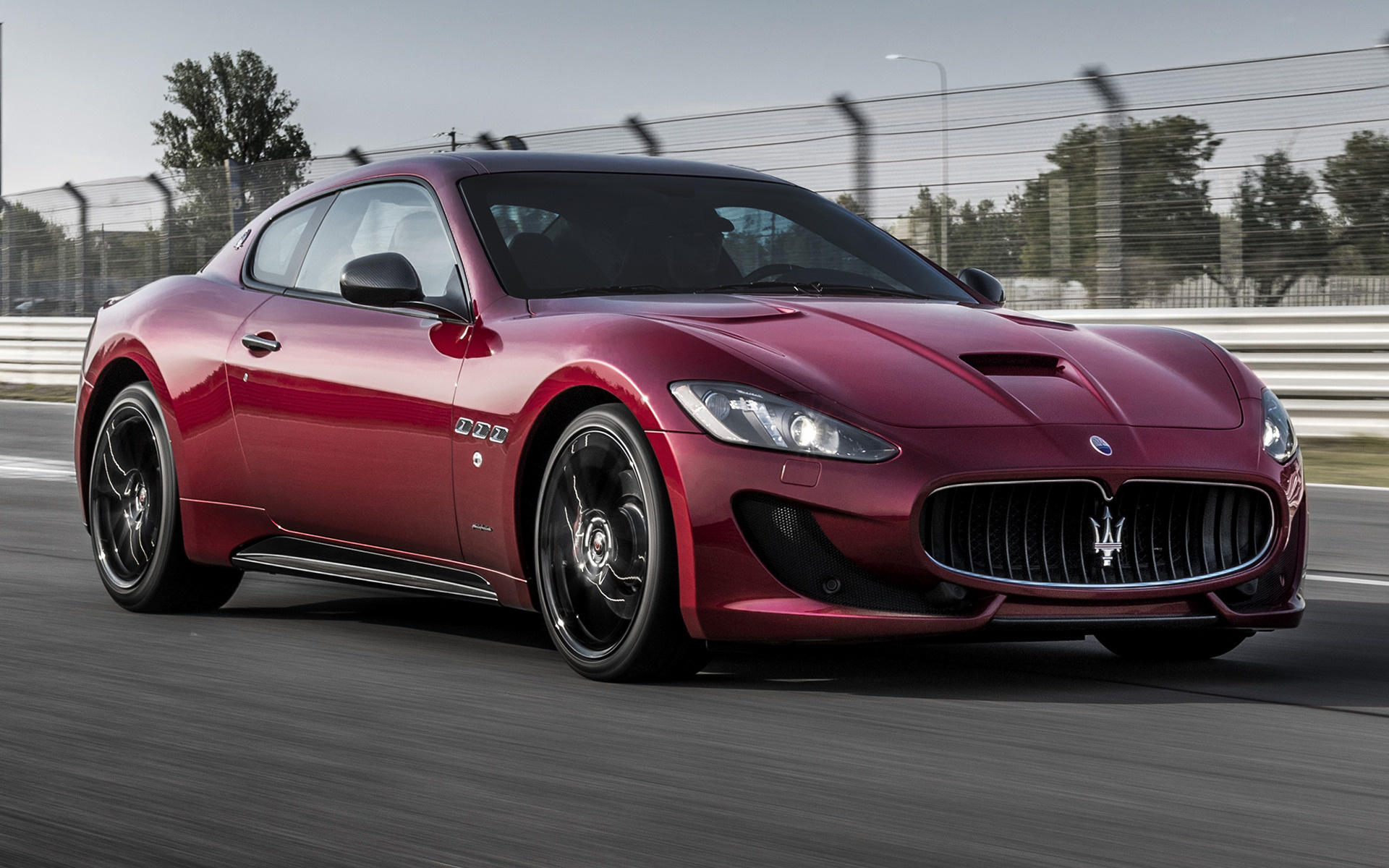 Toyota Land Rover >> 2017 Maserati GranTurismo Sport Special Edition (US) - Wallpapers and HD Images | Car Pixel