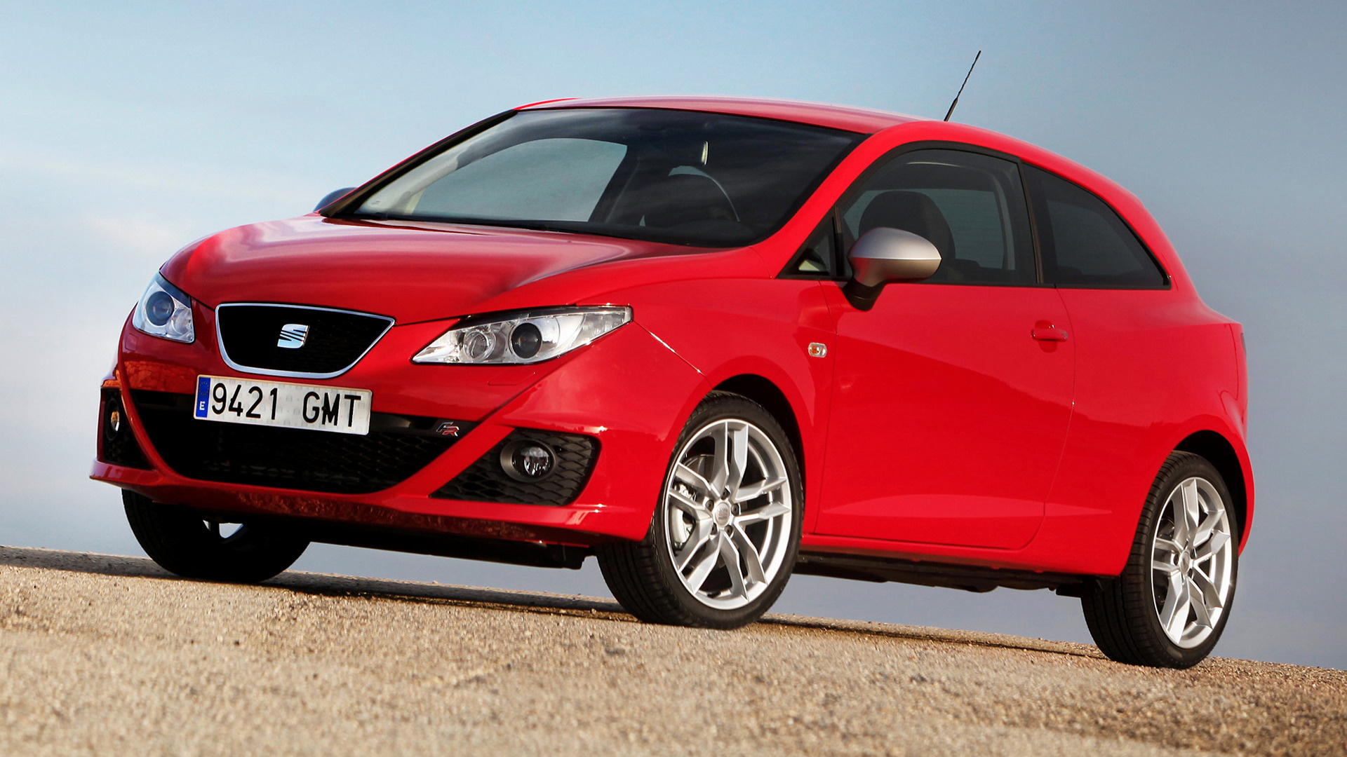 seat ibiza sc fr 2009 wallpapers and hd images car pixel. Black Bedroom Furniture Sets. Home Design Ideas