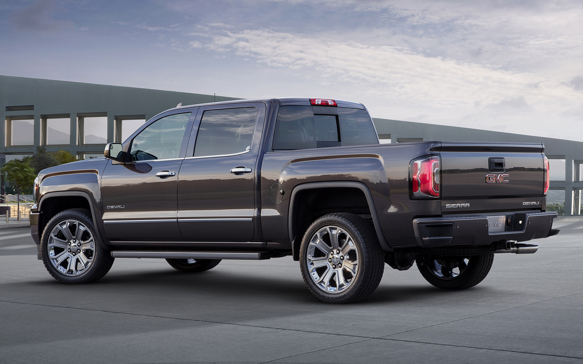 Gmc Sierra 1500 Denali Ultimate Crew Cab 2017 Wallpapers And Hd