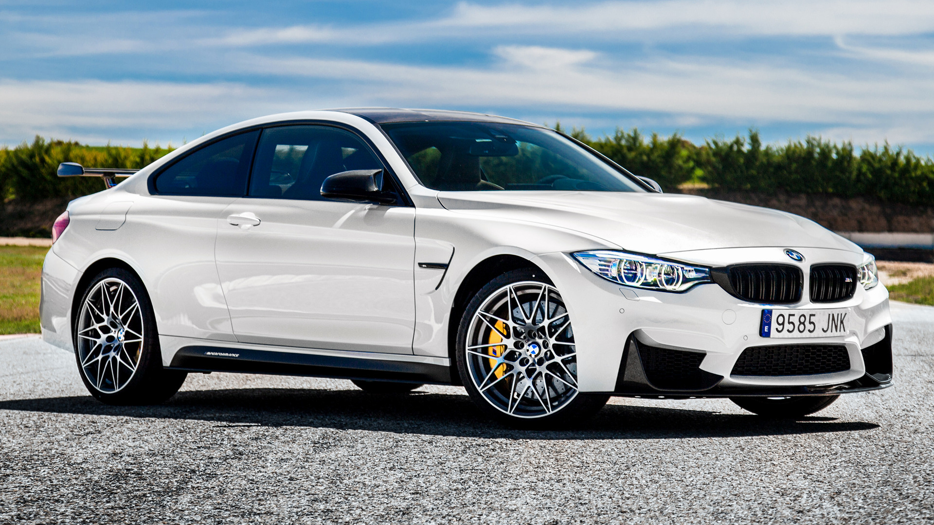 M4 Competition Package >> 2016 BMW M4 Coupe Competition Sport Edition - Wallpapers ...