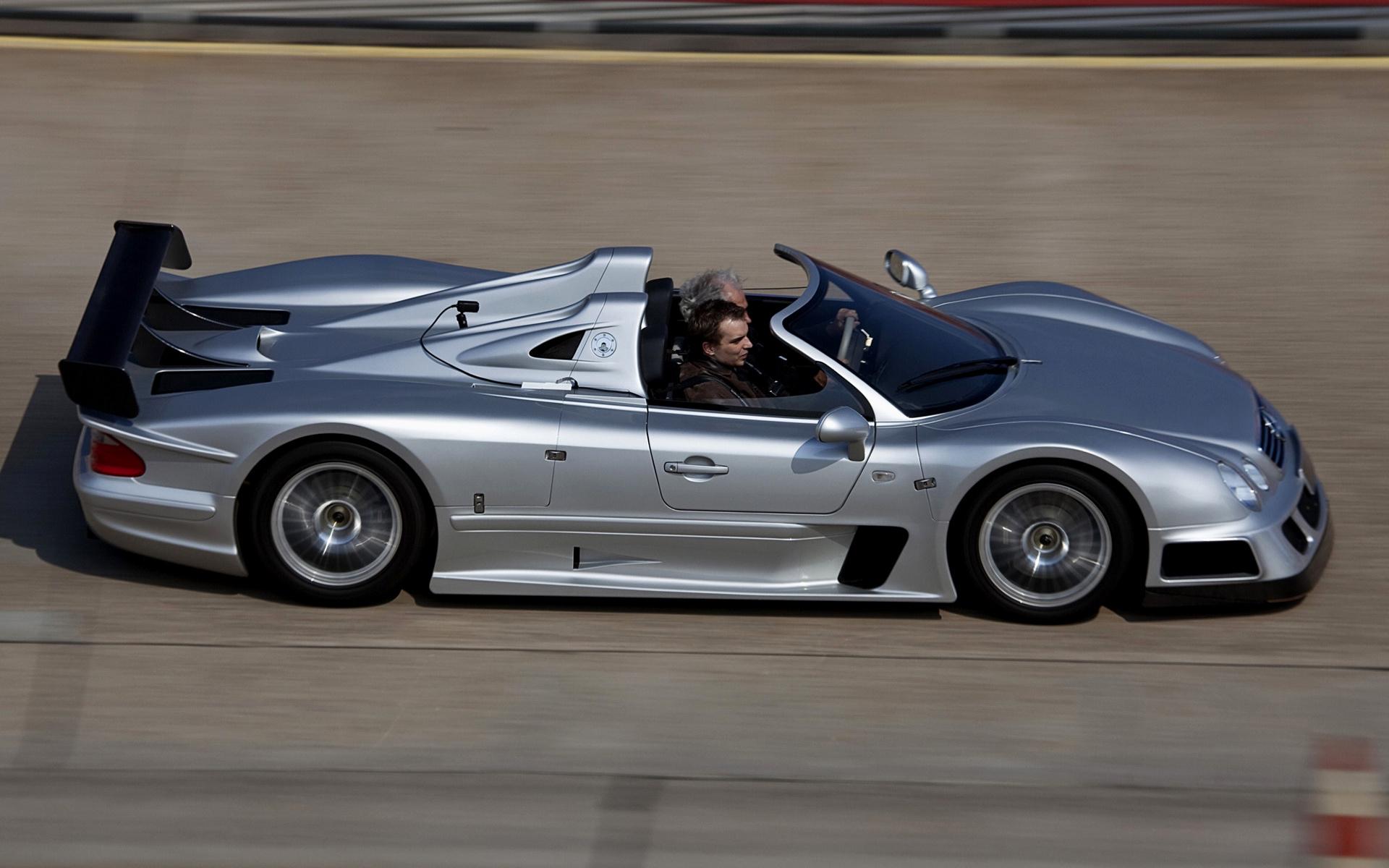 Mercedes-Benz CLK GTR Roadster (1998) Wallpapers and HD ...