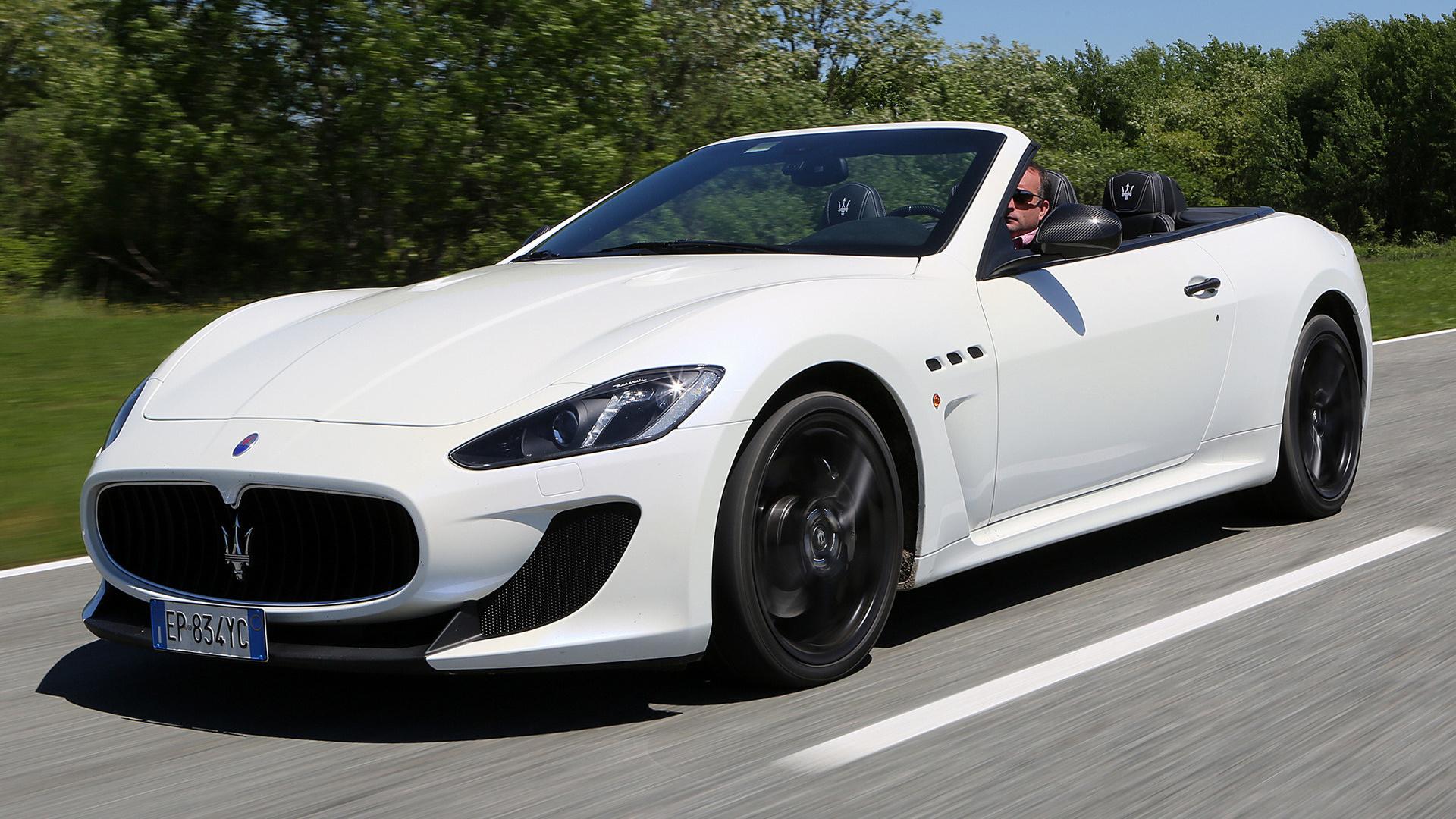 Maserati GranCabrio MC (2013) Wallpapers and HD Images - Car Pixel