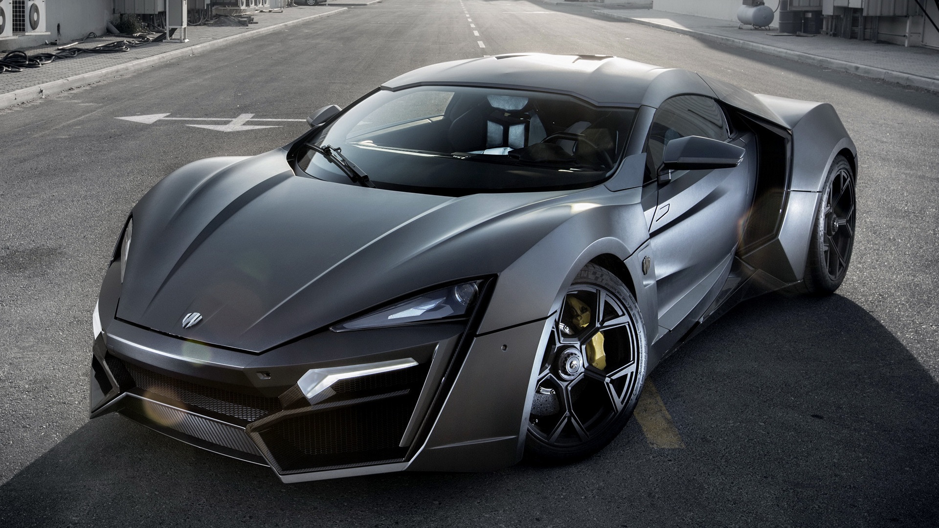 Lykan HyperSport 2014 Wallpapers And HD Images Car Pixel
