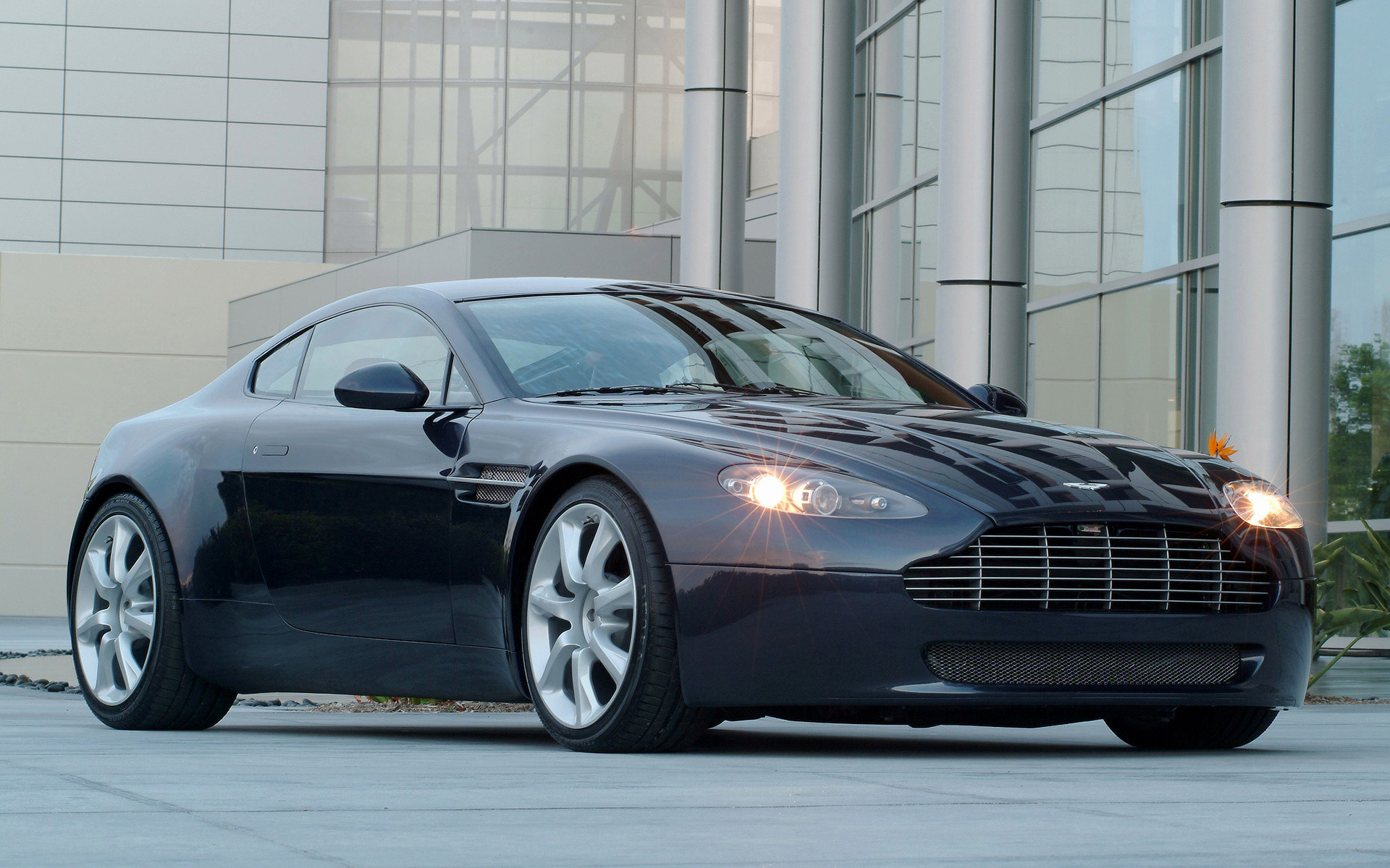 2003 Aston Martin Amv8 Vantage Concept Hintergrundbilder Und Wallpaper In Hd Car Pixel