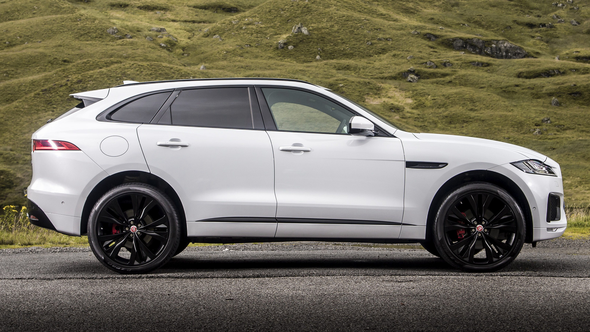 Jaguar F-Pace S (2016) UK Wallpapers and HD Images - Car Pixel