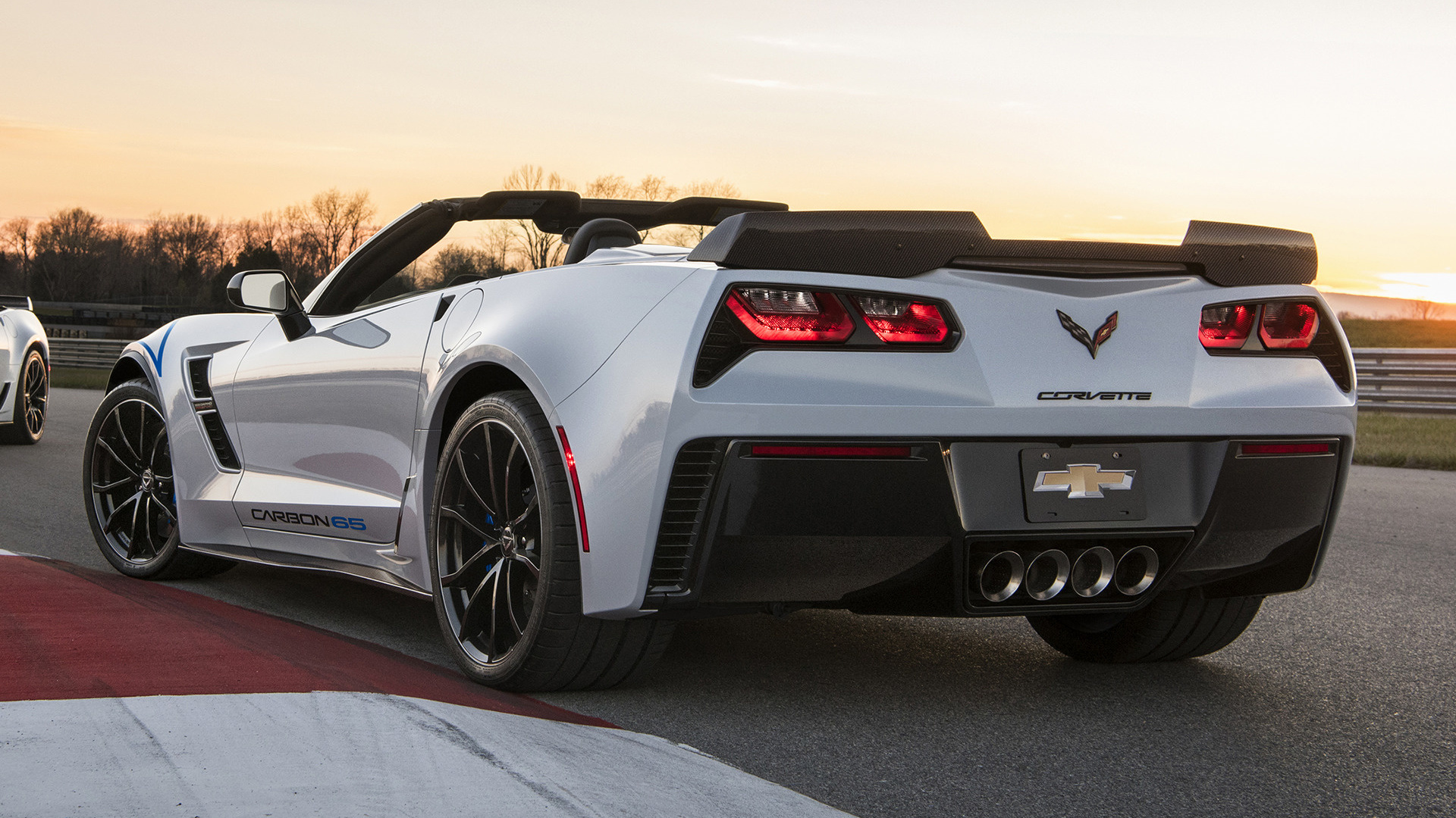 2018 Chevrolet Corvette Grand Sport Convertible Carbon 65 ...