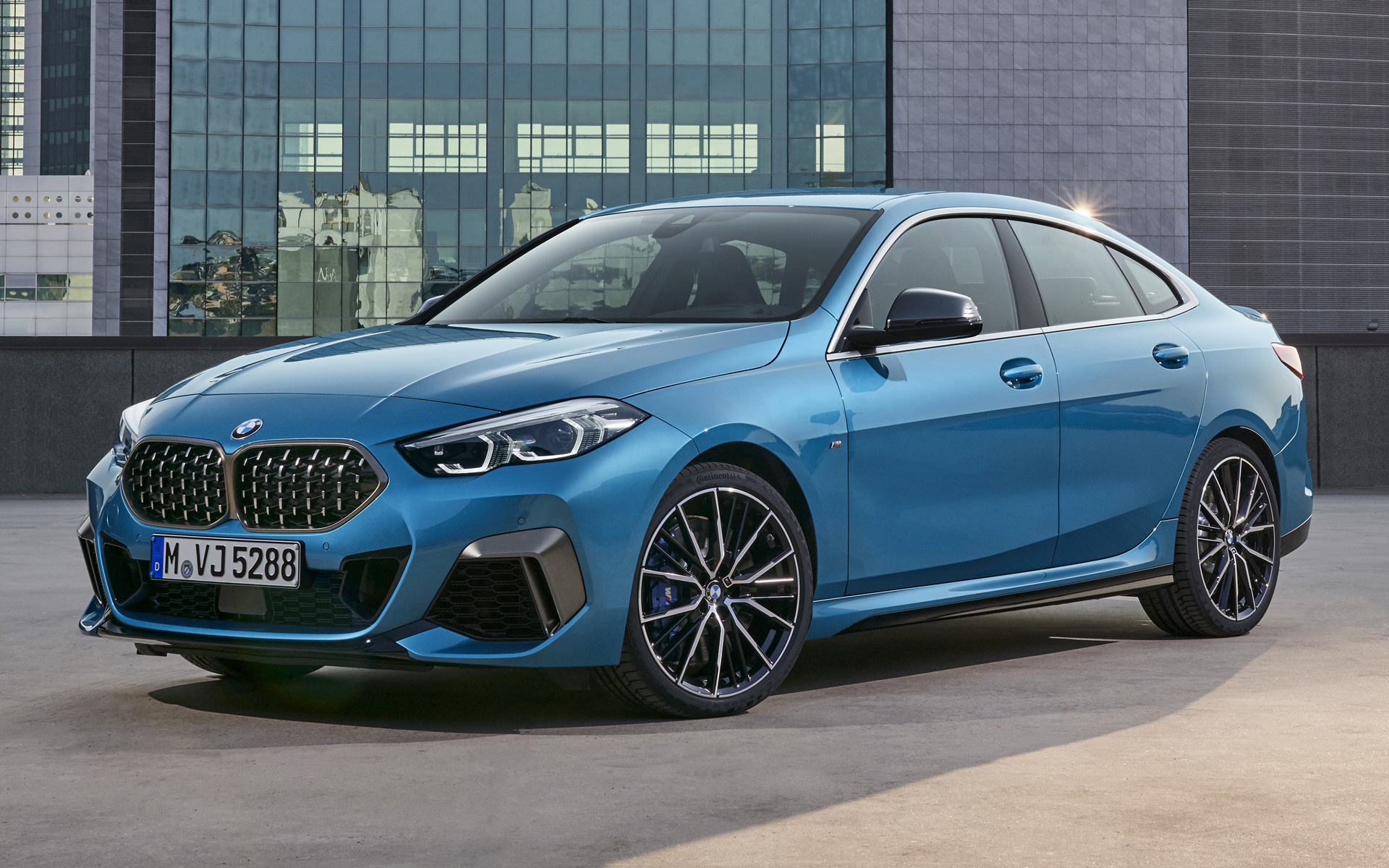 2020 BMW M235i Gran Coupe Wallpapers and HD Images Car