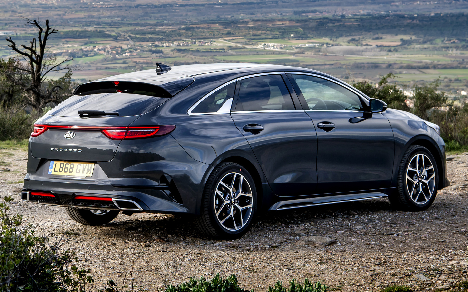 2019 Kia Proceed Gt Line Uk Wallpapers And Hd Images