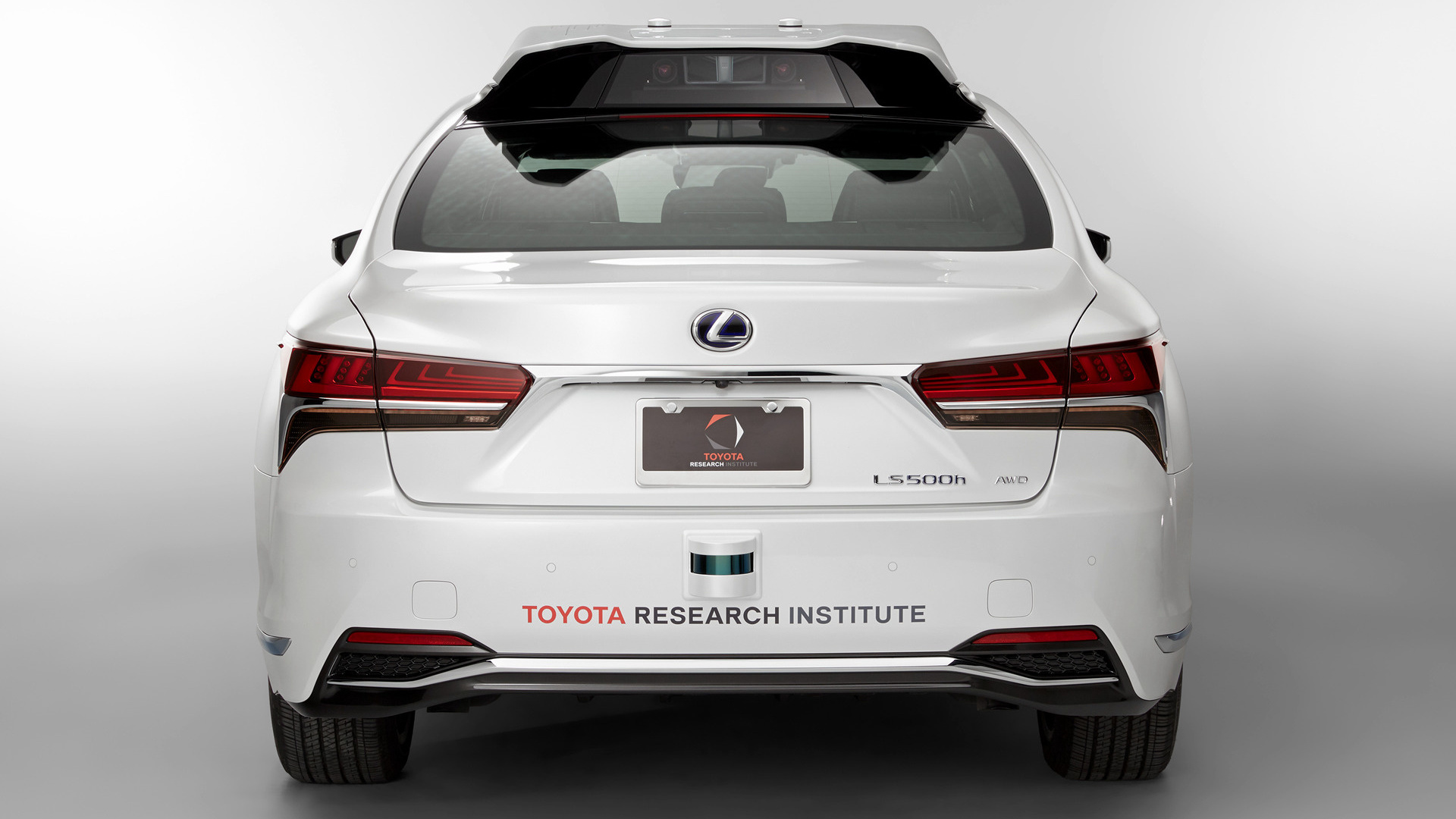 2019 Lexus Ls F >> 2019 Lexus LS Hybrid TRI-P4 Research Vehicle - Wallpapers and HD Images | Car Pixel