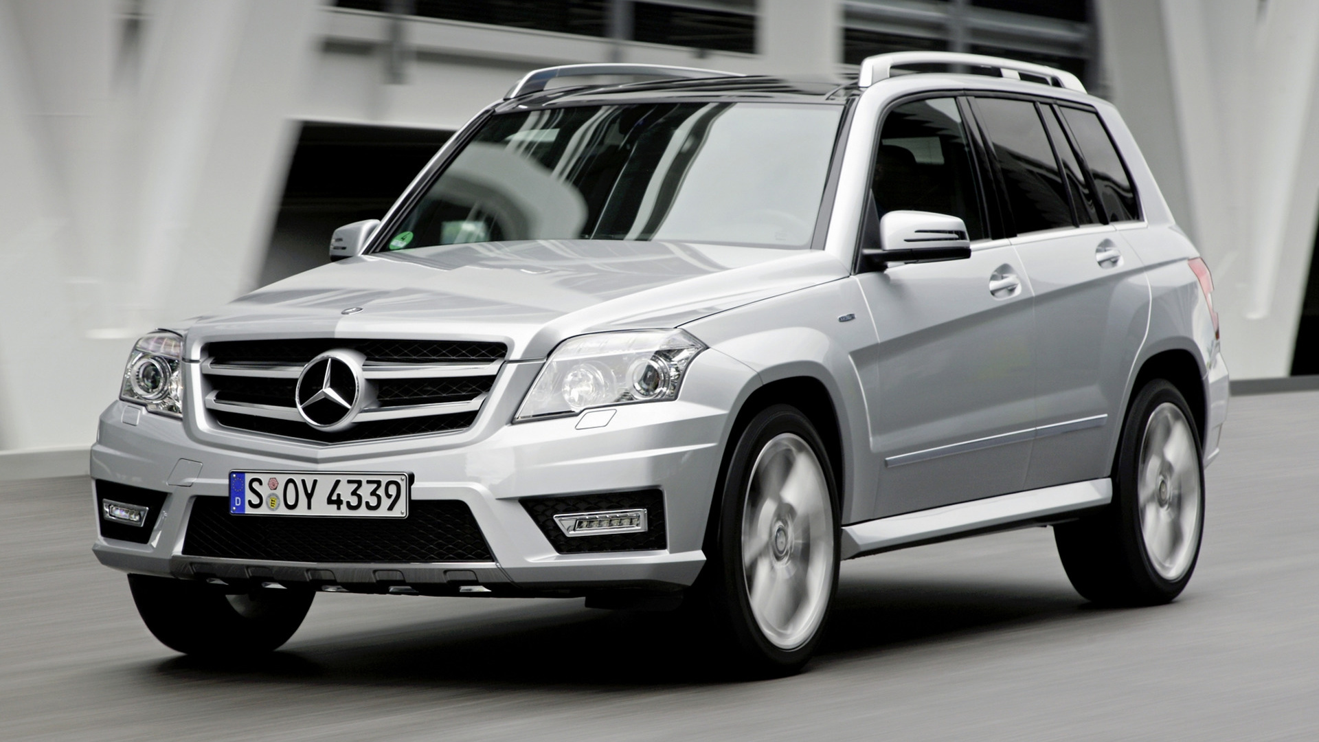 mercedes benz glk class amg styling 2009 wallpapers and hd images car pixel. Black Bedroom Furniture Sets. Home Design Ideas