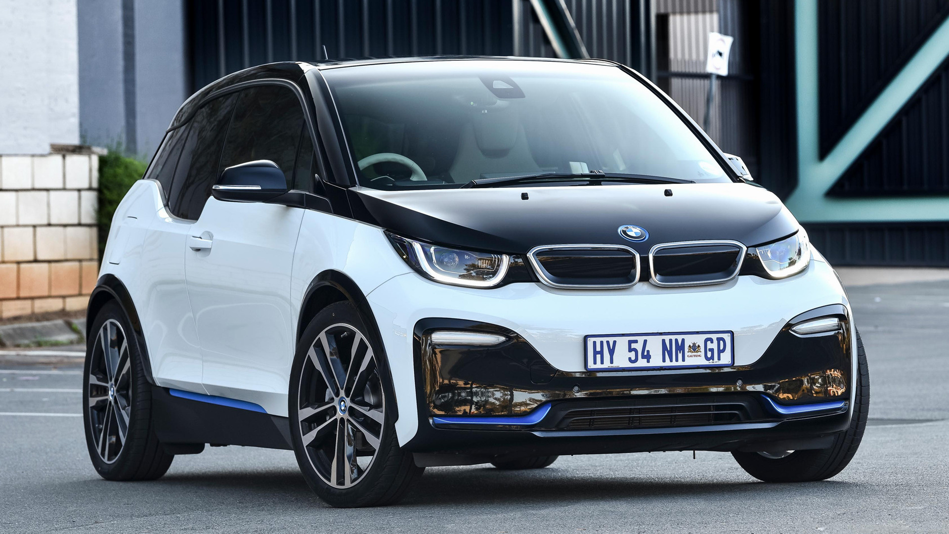 2019 Bmw I3s Za Wallpapers And Hd Images Car Pixel