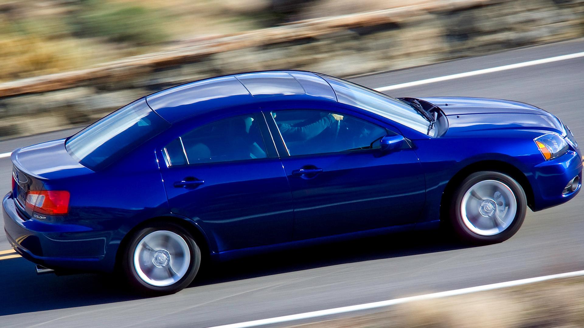 2008 Mitsubishi Galant Wallpapers And Hd Images Car Pixel