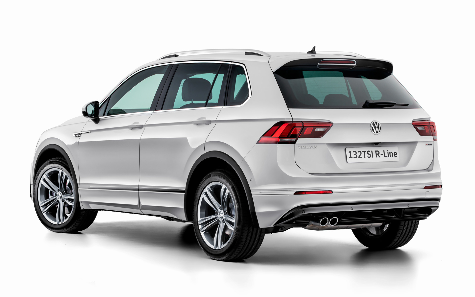 Sport Hyundai Dodge >> 2019 Volkswagen Tiguan R-Line Edition (AU) - Wallpapers ...