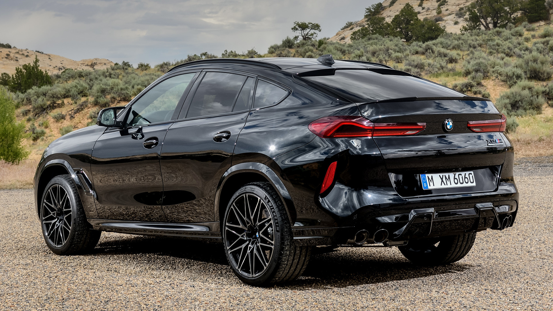 2019 Bmw X6 M Competition Wallpapers And Hd Images Car