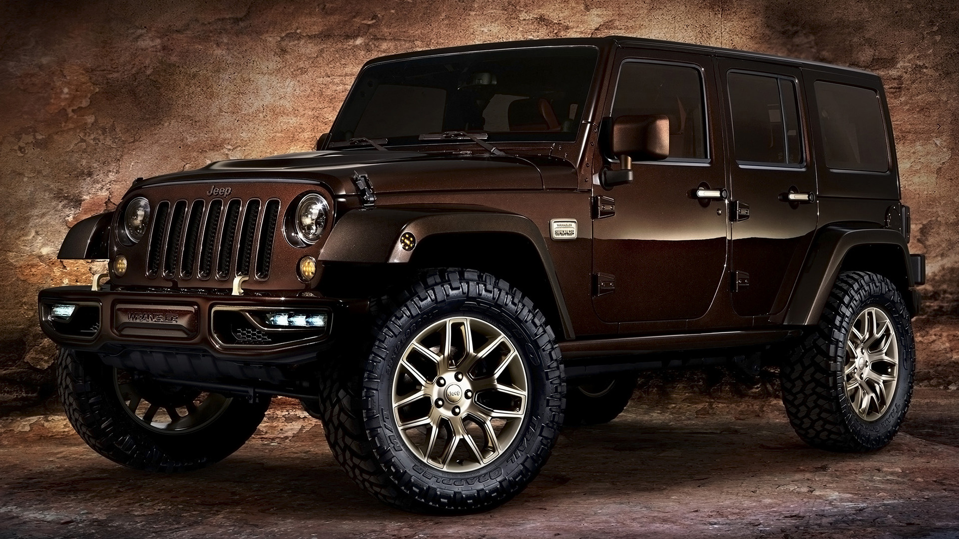 Jeep Car Images Hd: Jeep Wrangler Sundancer Concept (2014) Wallpapers And HD