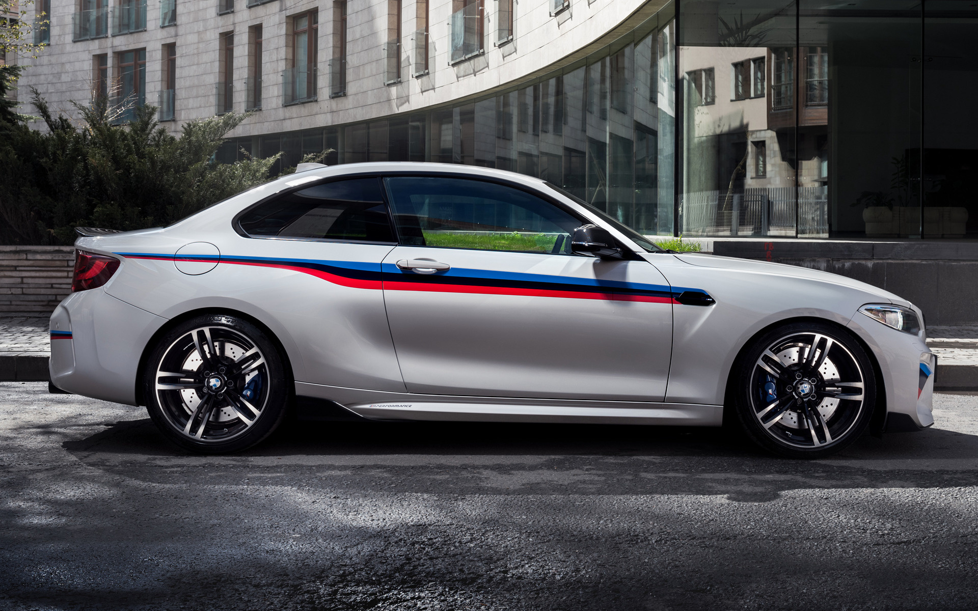 2015 bmw m2 coupe with m performance parts wallpapers. Black Bedroom Furniture Sets. Home Design Ideas
