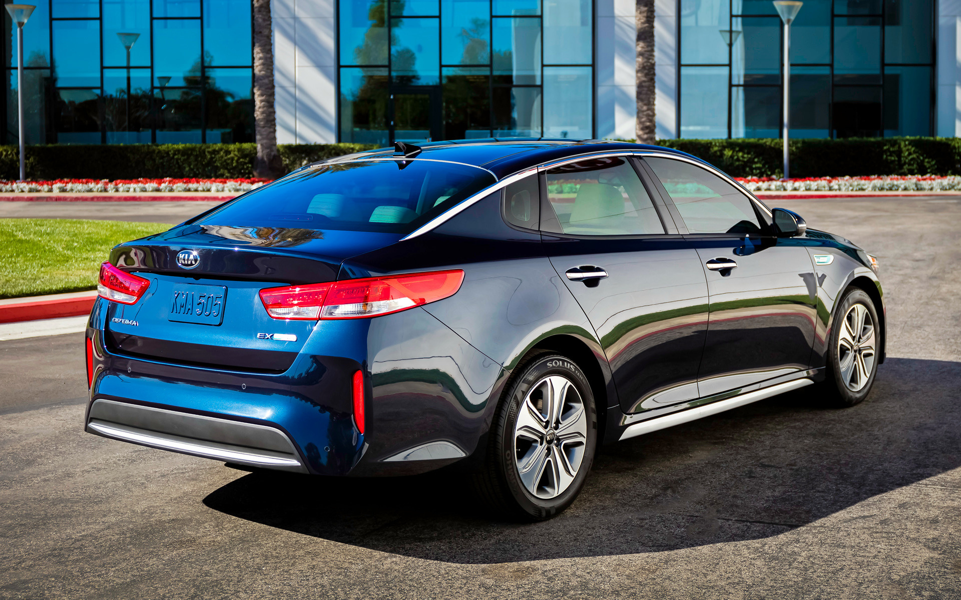 2017 Kia Optima Hybrid Ex Wallpapers And Hd Images Car