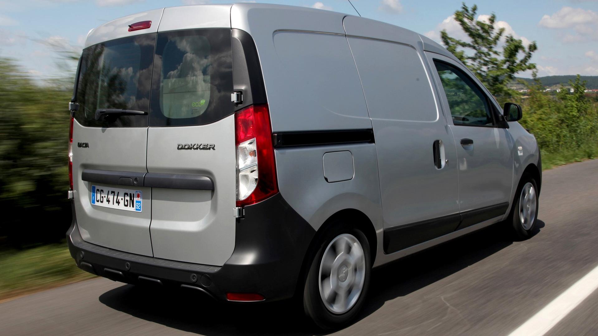 2012 Dacia Dokker Van - Wallpapers And HD Images