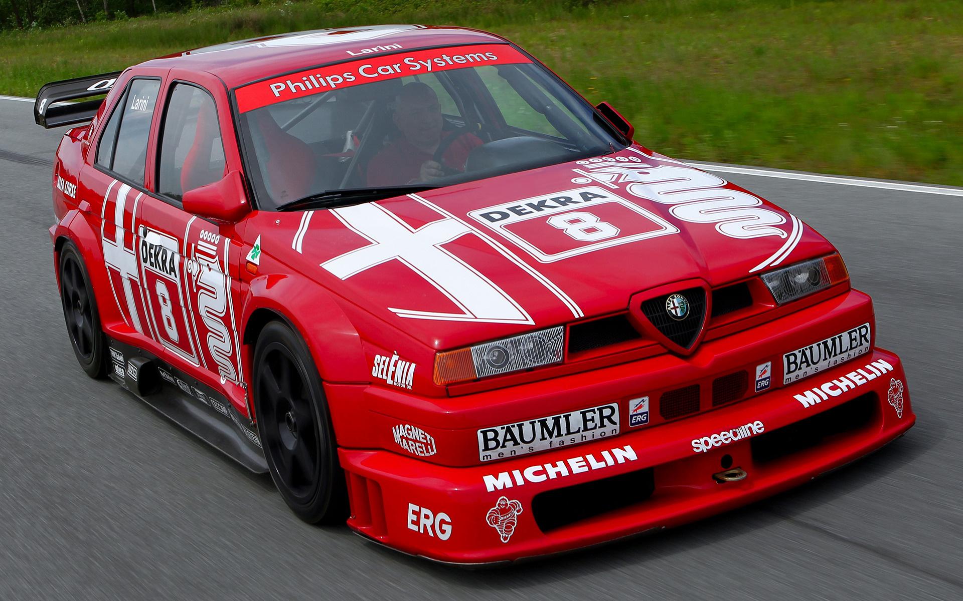 Alfa Romeo Ti Dtm Car Wallpaper on 1992 Dodge Ram