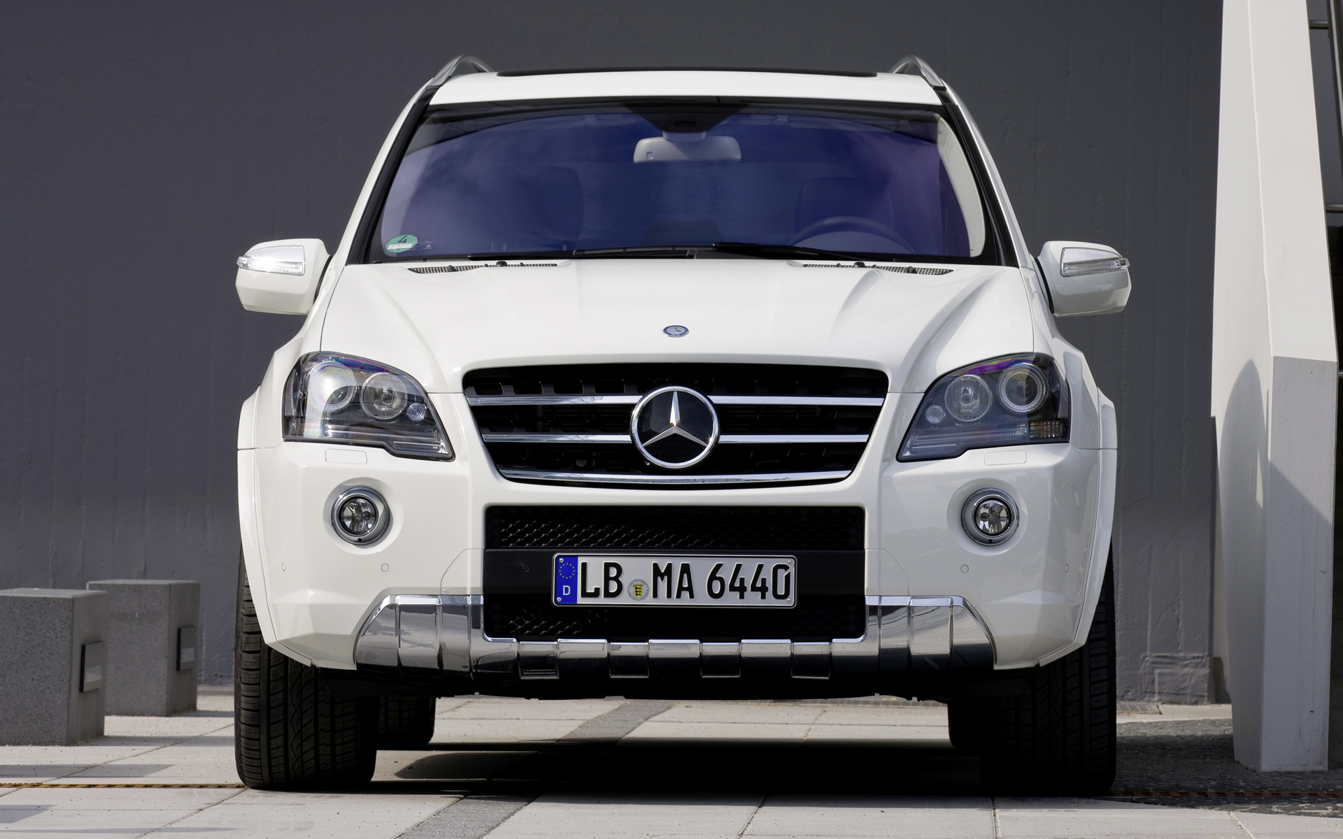 Wide 8 5 mercedes benz ml 63 amg 2010