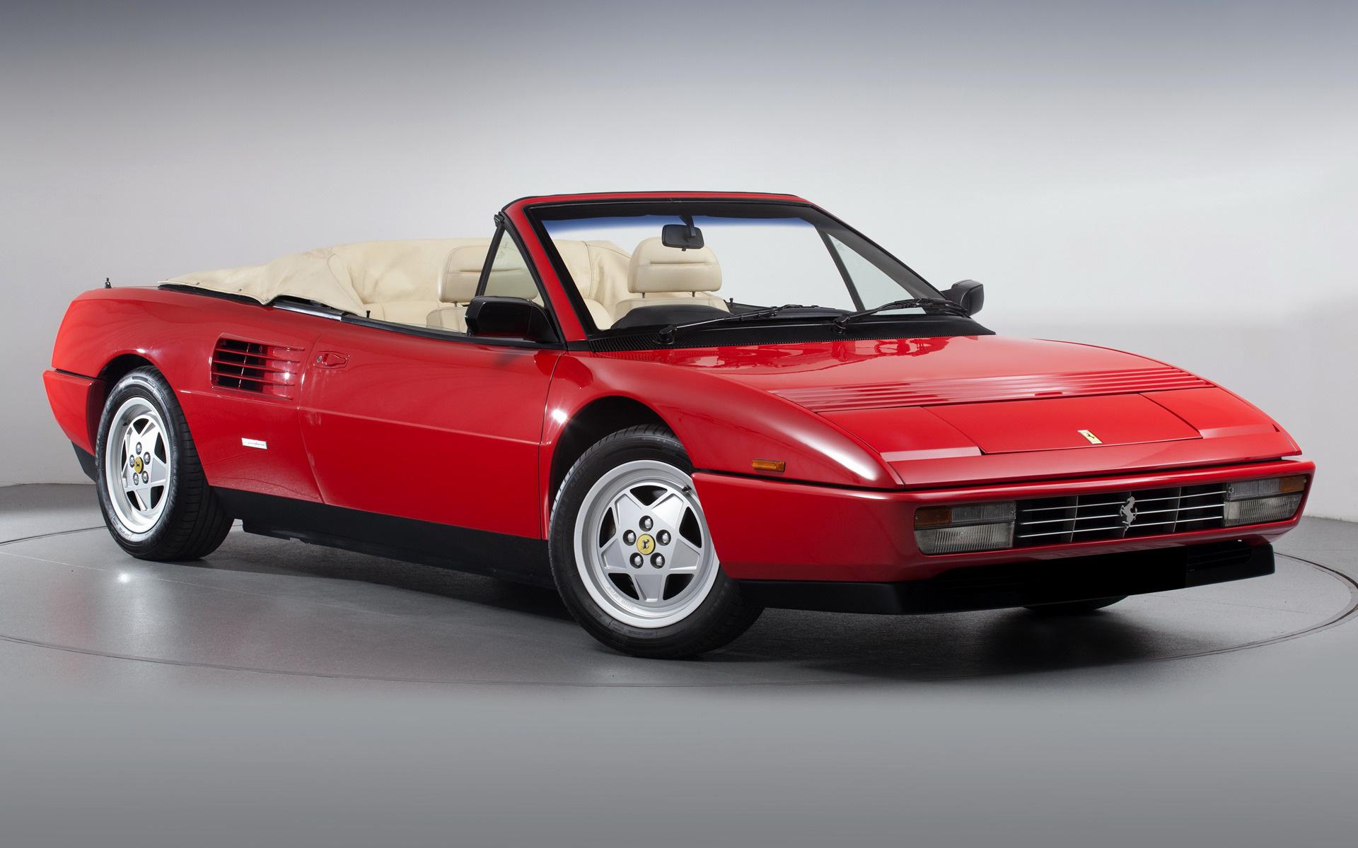 Wide   C B Ferrari Mondial