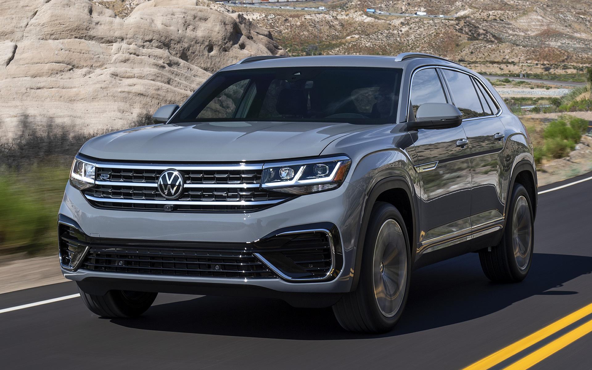 2020 Volkswagen Atlas Cross Sport R-Line - Tapety na ...