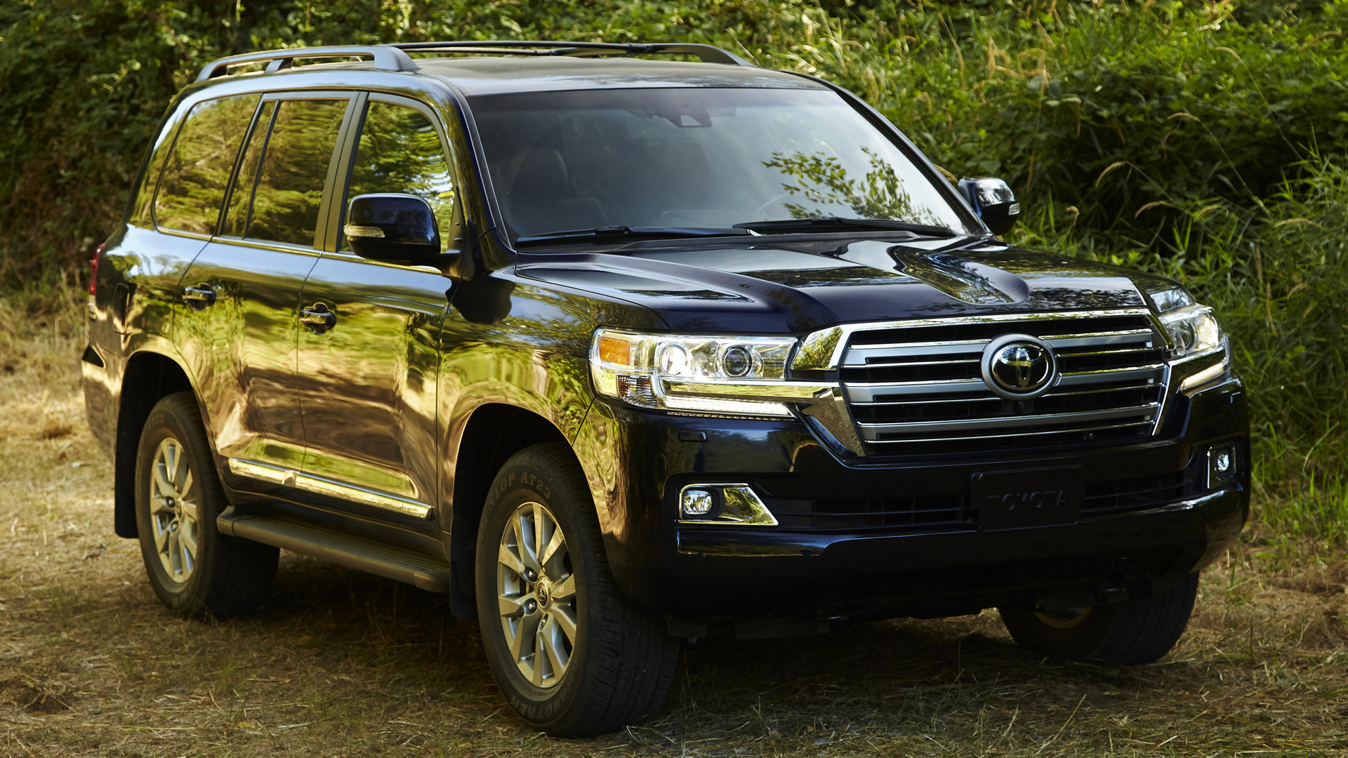 2016 Toyota Land Cruiser 200 Us Wallpapers And Hd
